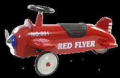 Retro Roller Flugzeug Liane