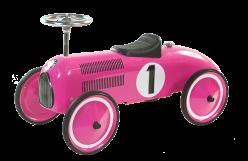 Retro Roller loopauto Marilyn