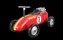 Retro Roller Racing Niki