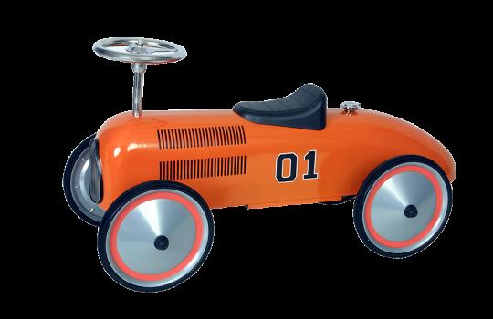 Retro Roller Laufauto Charley