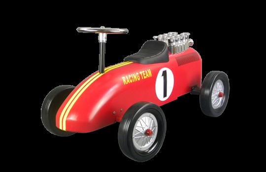 Retro Roller Racing Team Niki
