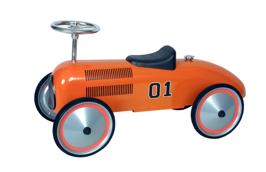 Retro Roller Ride On Charley
