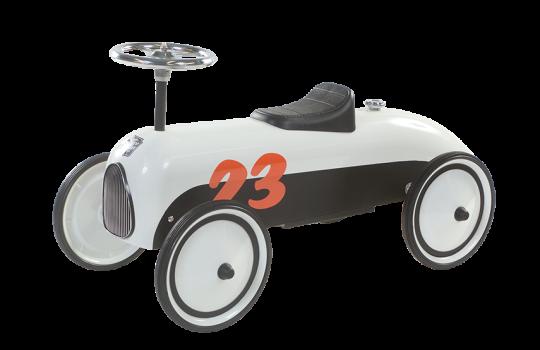 Retro Roller Ride On Max